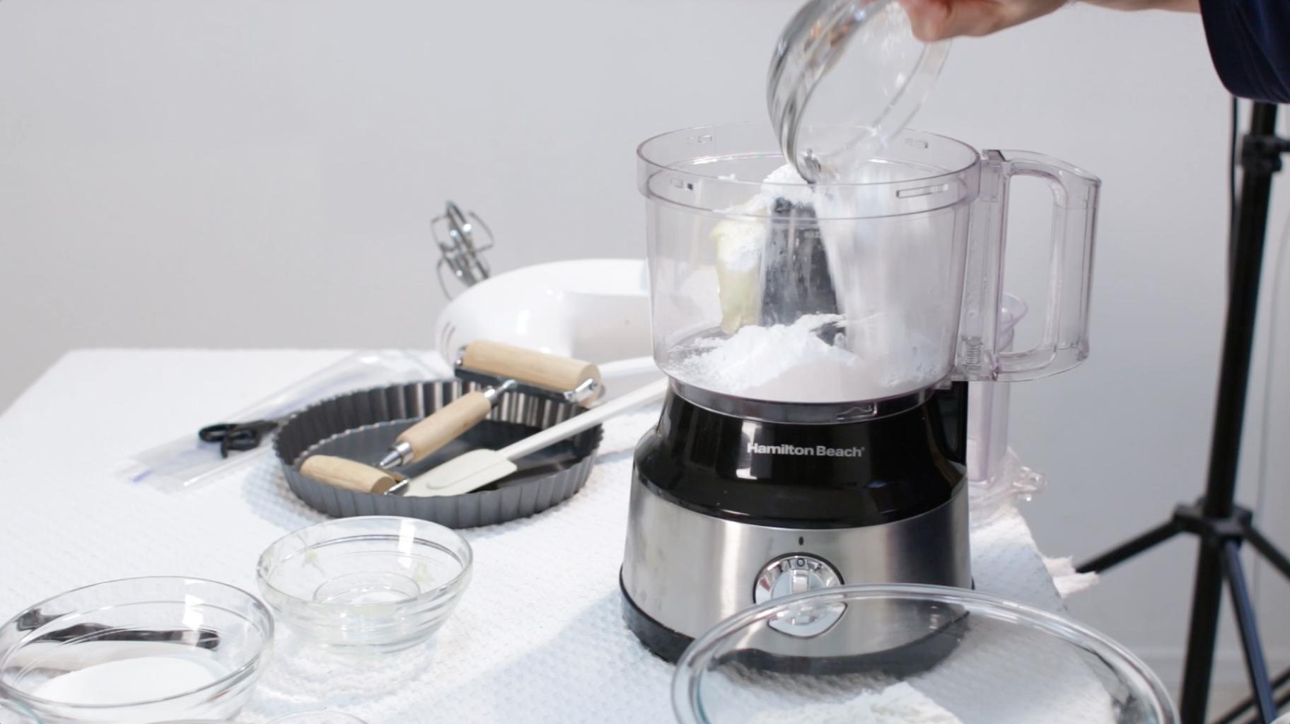 Make the Dough/Crust