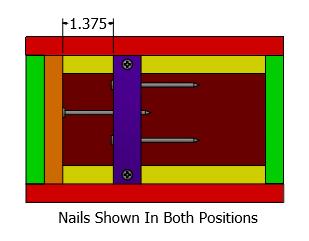 Nail Block Assembly