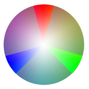 Color Changing LED Brooch