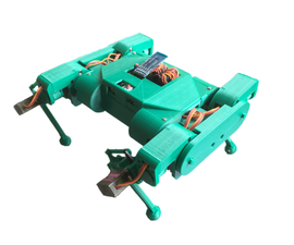 Ez Arduino 12 DOF Quadruped Robot  - Robot Dog Lassie