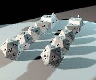 How to Make Ten-Sided Dice (d10) in 3D Studio Max