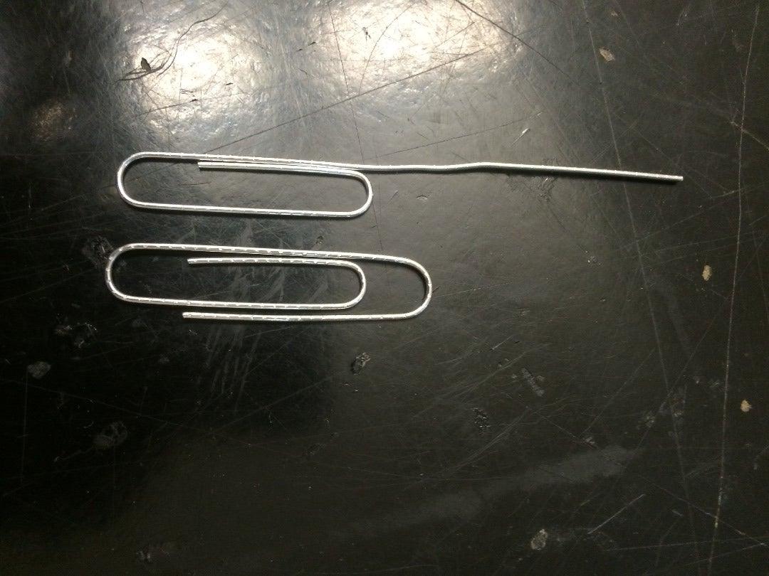 Bending Paper Clips: Part 1