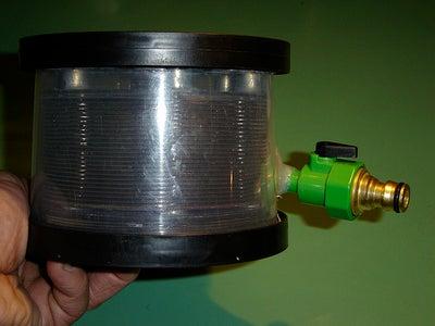 How to Build the Kitchen Model Tesla CD Turbine