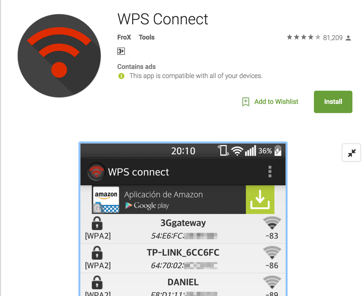 How to Quickly Hack WiFi on Android Using WPS Connect