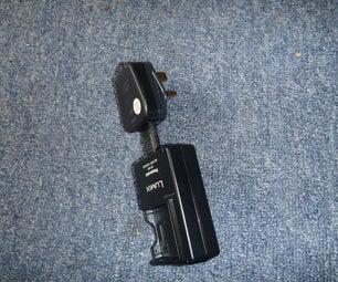 Compact UK Plug (for Chargers)