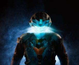 Dead Space 2 Cosplay — Creating the «Advanced Suit» Suit of Isaac Clarke