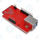 Egizmo USB to UART Converter to Program ATmega328p (w/ DTR Pin!)