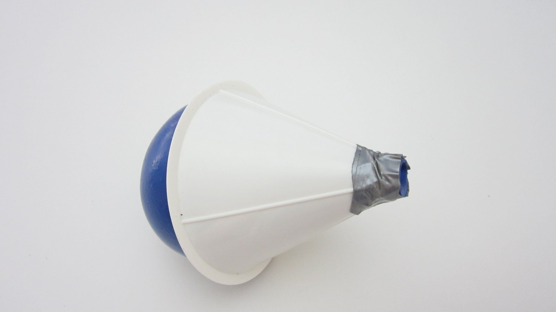 Attach the Balloon to the Funnel