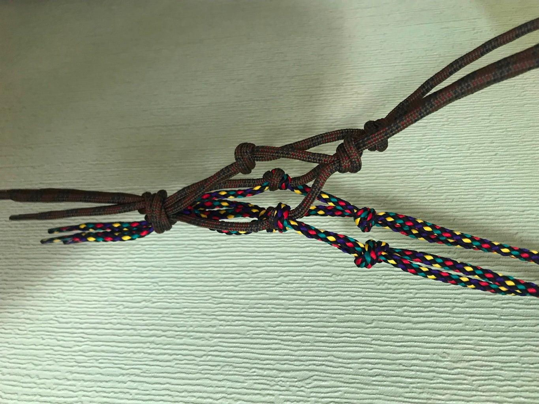 Macrame Hanger: the Final Knot