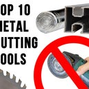 Top 10 Ways to Cut Metal - Without an Angle Grinder!