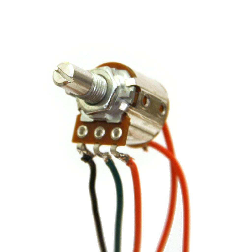 Wire Gain Pot