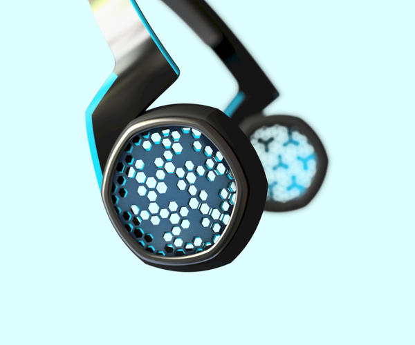 Audio Bone Headphone