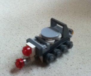 Lego Black Ops 2 Miniature Claw (bit Different)