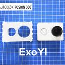 3D Printed Xiaomi FPV Camera saver [ExoYi]