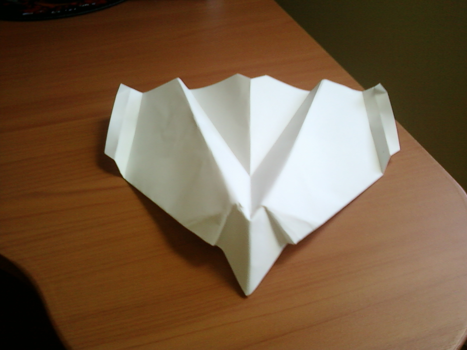 How To Make A Stunt Paper Airplane