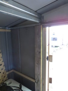 Install Horizontal Mounting Strapping
