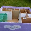 FUN Box for Small Animals