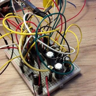 Simple Audio Amplifier