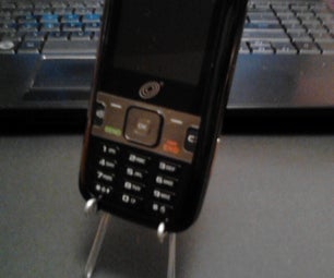Wire Phone Stand