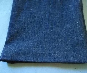 How to Hem Clothing With Iron on Adhesive
