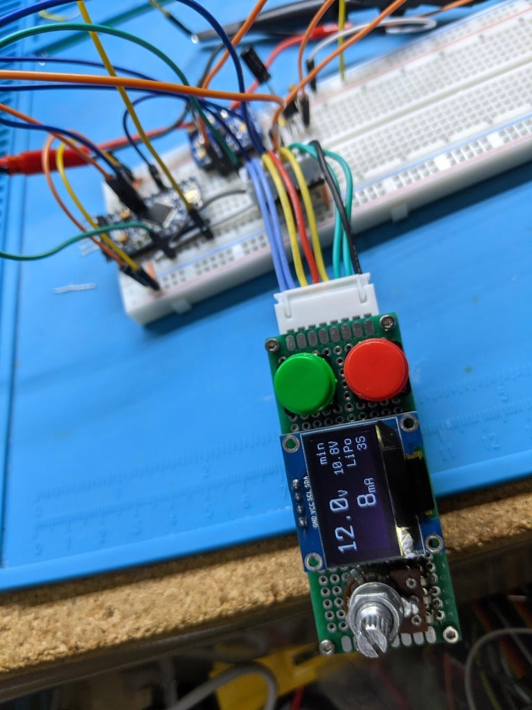 Build the Input Board