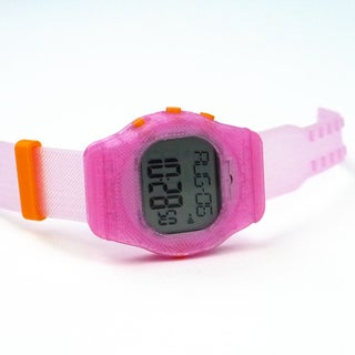 3D Printed Fitness Watch With Heart Rate Sensor