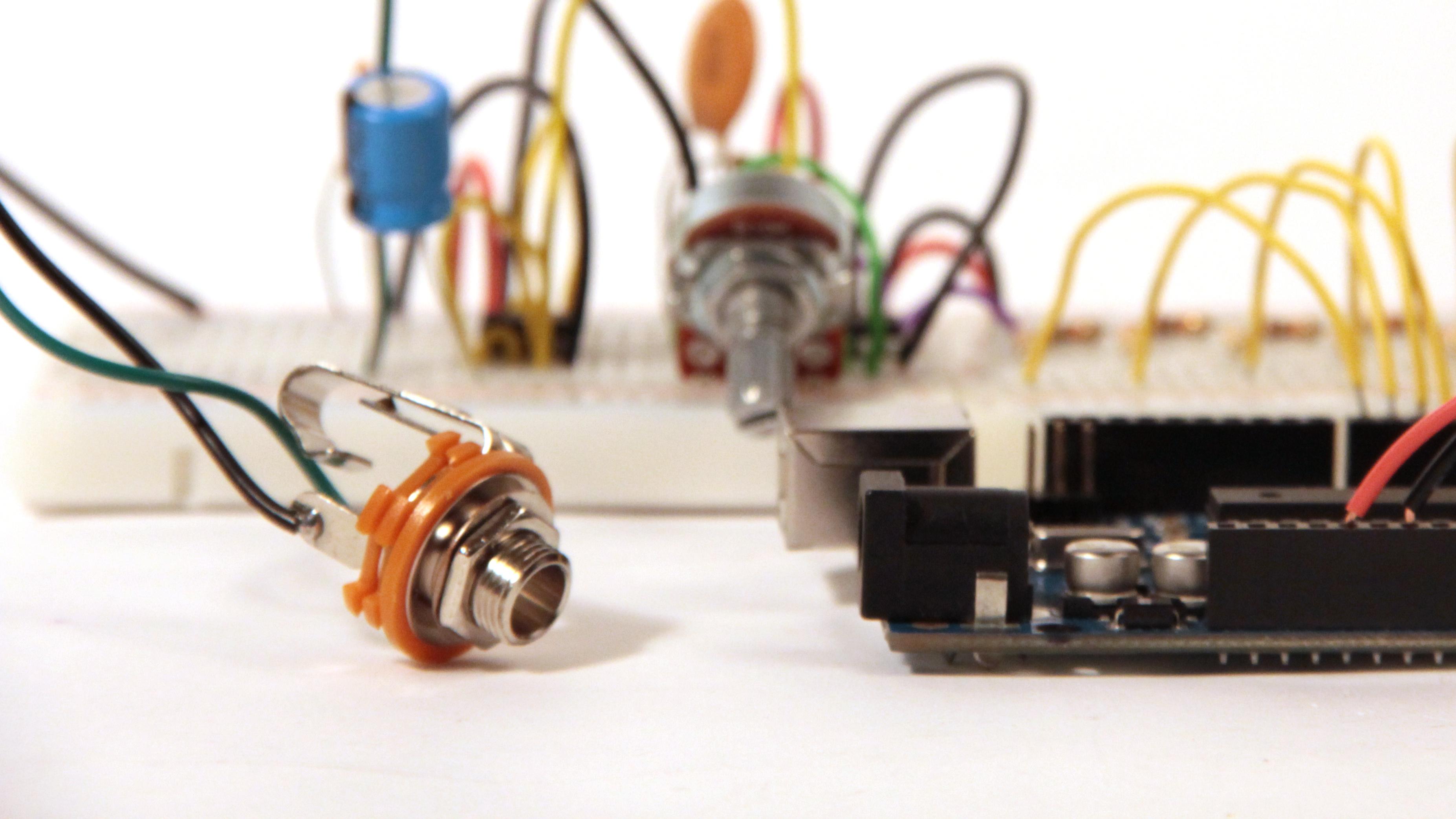 Arduino Audio Output