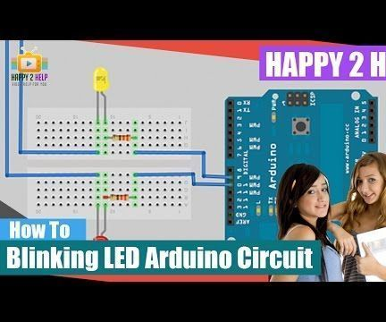 How to Change Rate of Blinking of LED Using Potentiometer in Arduino Uno.