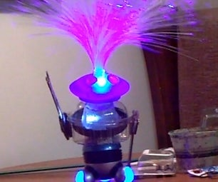 Disco Robot Monster