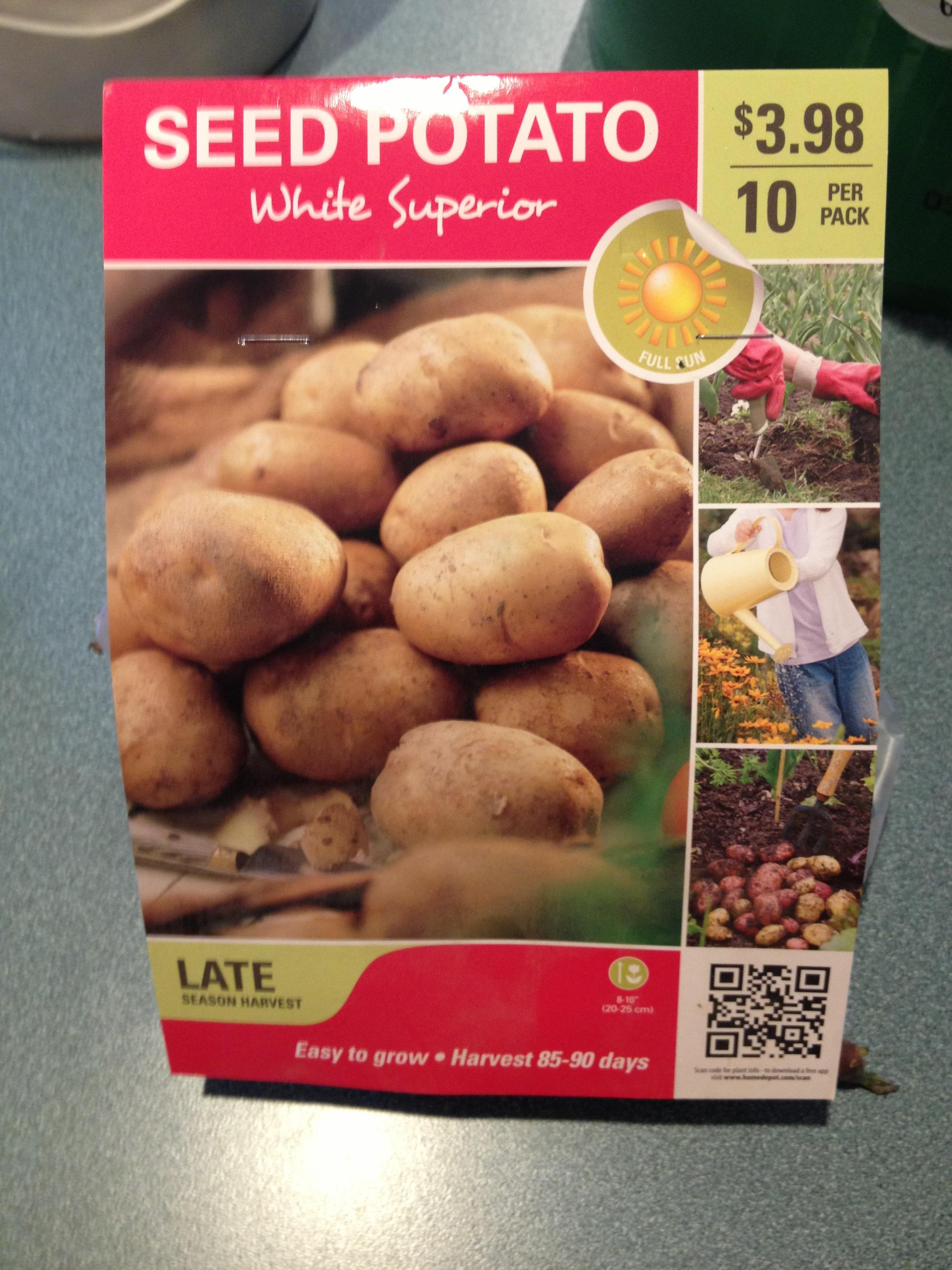 Grow Potatoes In A 5 Gallon Bucket