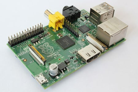 Order a Raspberry Pi and Accessories