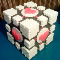 Make a Companion Cube