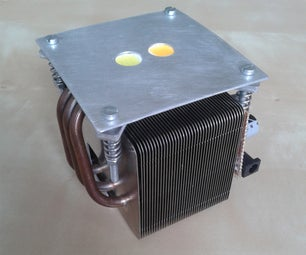 High Power LED Wake Up Light (+/- 15Watt)