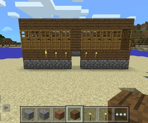 Villager Cloning House