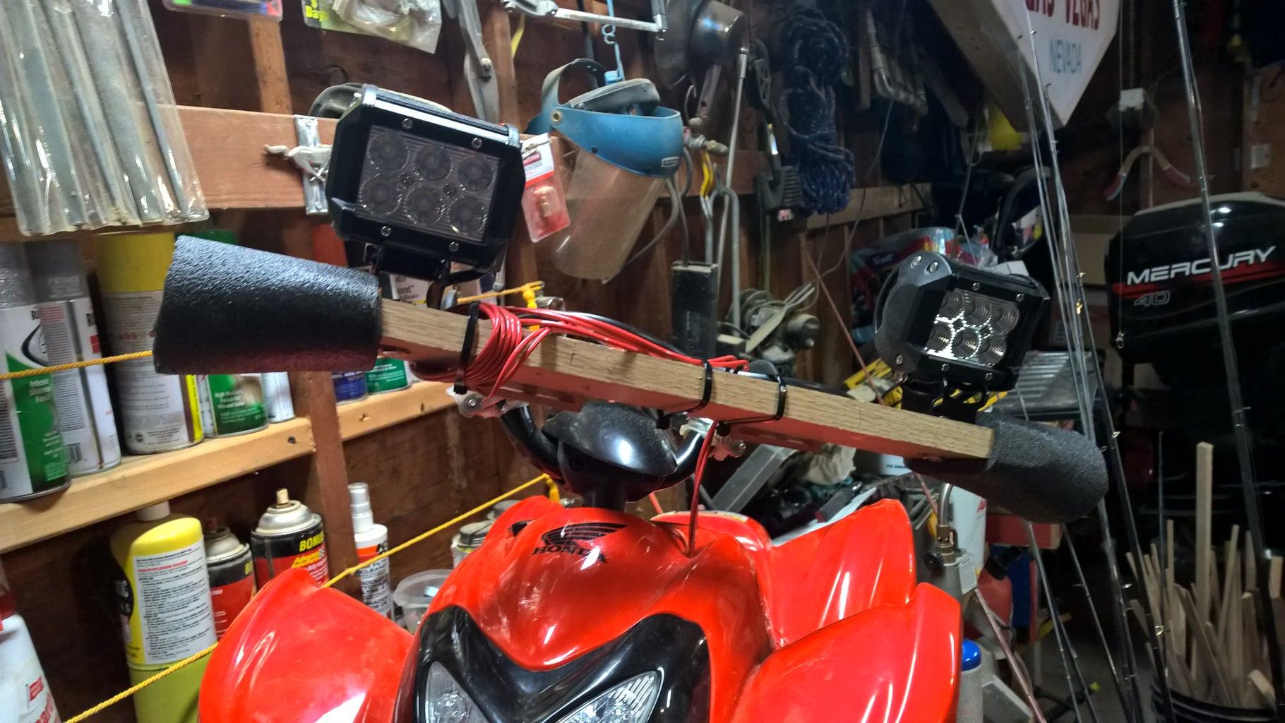 Kid Trax Power Wheels 6v to 12v Upgrade
