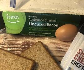 How to Make a Breakfast Sandwich