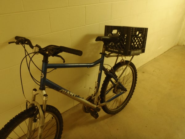 Easy Bike Rack