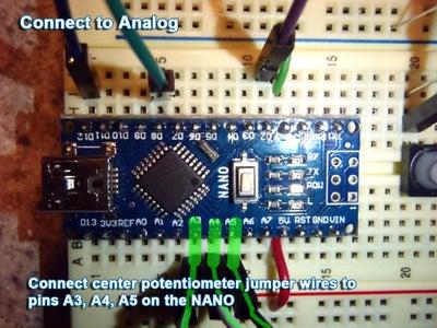 Connect to NANO