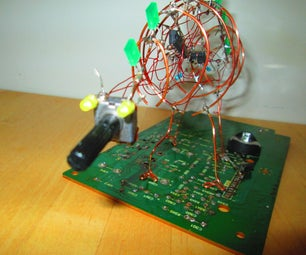 How to Make a Circuit Sculpture