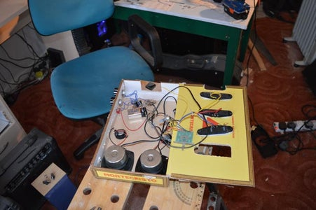 The Amp Circuit