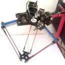 Open Source Delta Robot