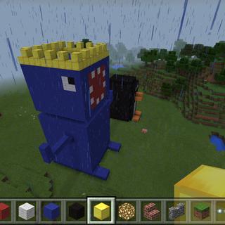 Minecraft Squid House