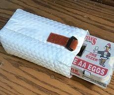 Eggs-ellent Egg Carrier for Backpacking