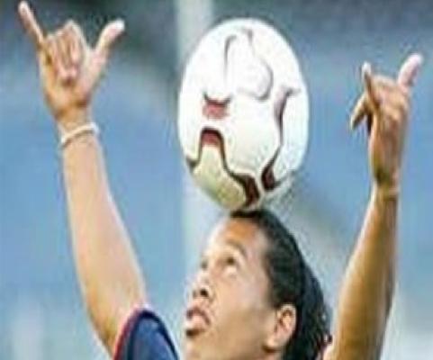 Controling a Soccer Ball