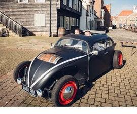 Volkswagen Beetle Volksrod Chassis Restoration