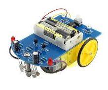 HALJA Tracking Robot