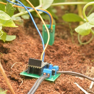 Automatic Watering System With Capacitive Probe and Arduino on the Cheap (and I Mean It)