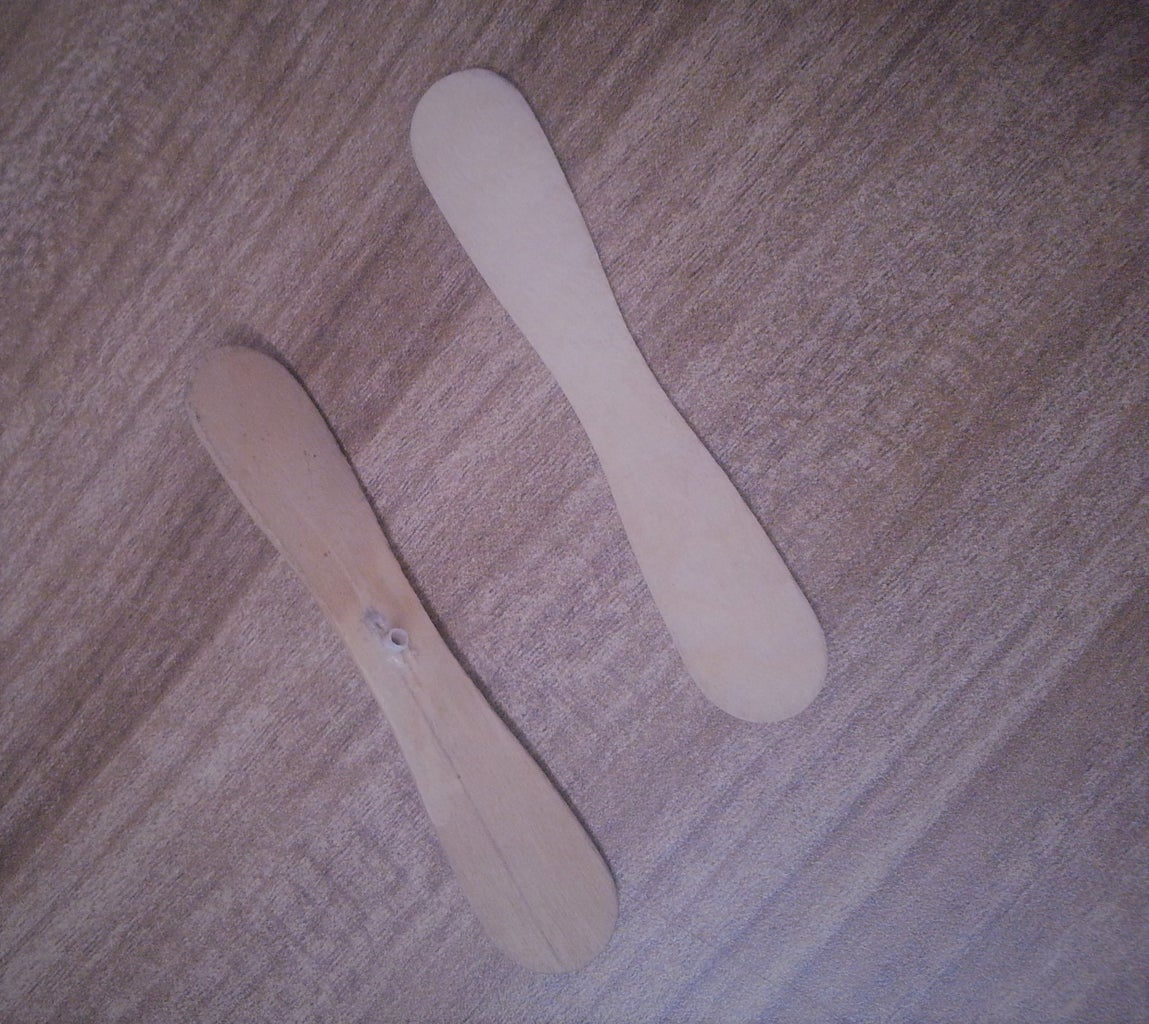 Making the Propeller