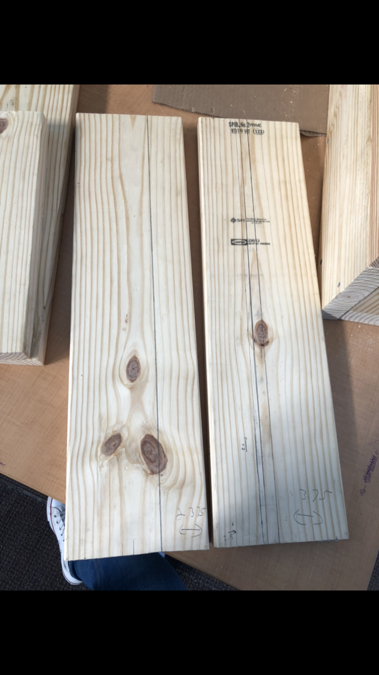 Mark the Wood Again
