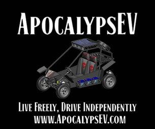 ApocalypsEV-1 for Transportation Independence